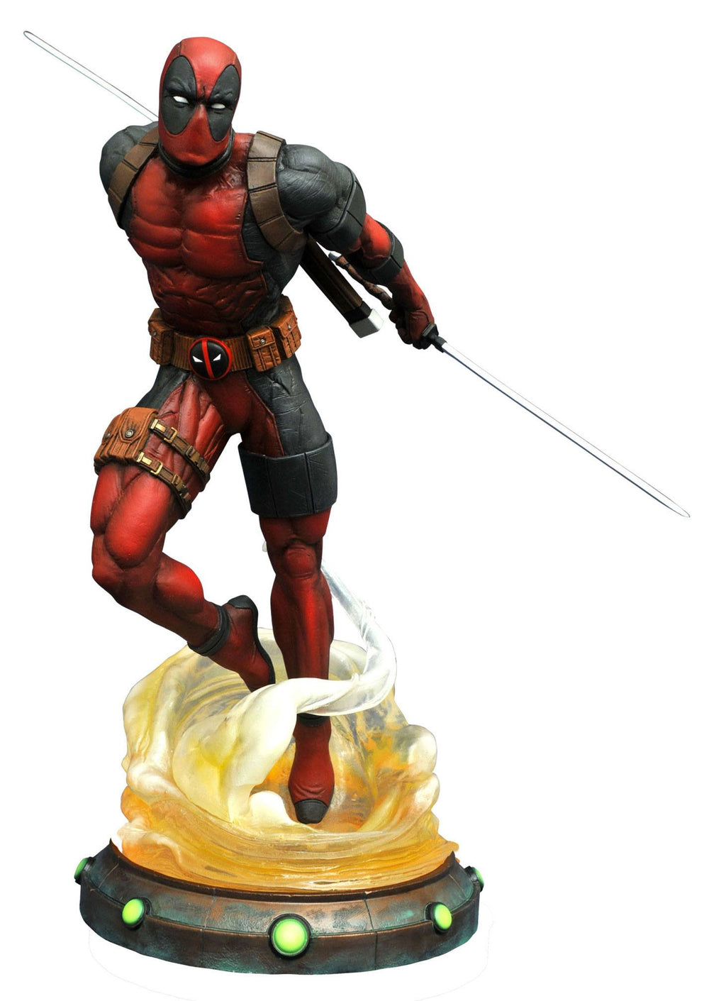 Diamond Select Toys Marvel Gallery Deadpool PVC Statue