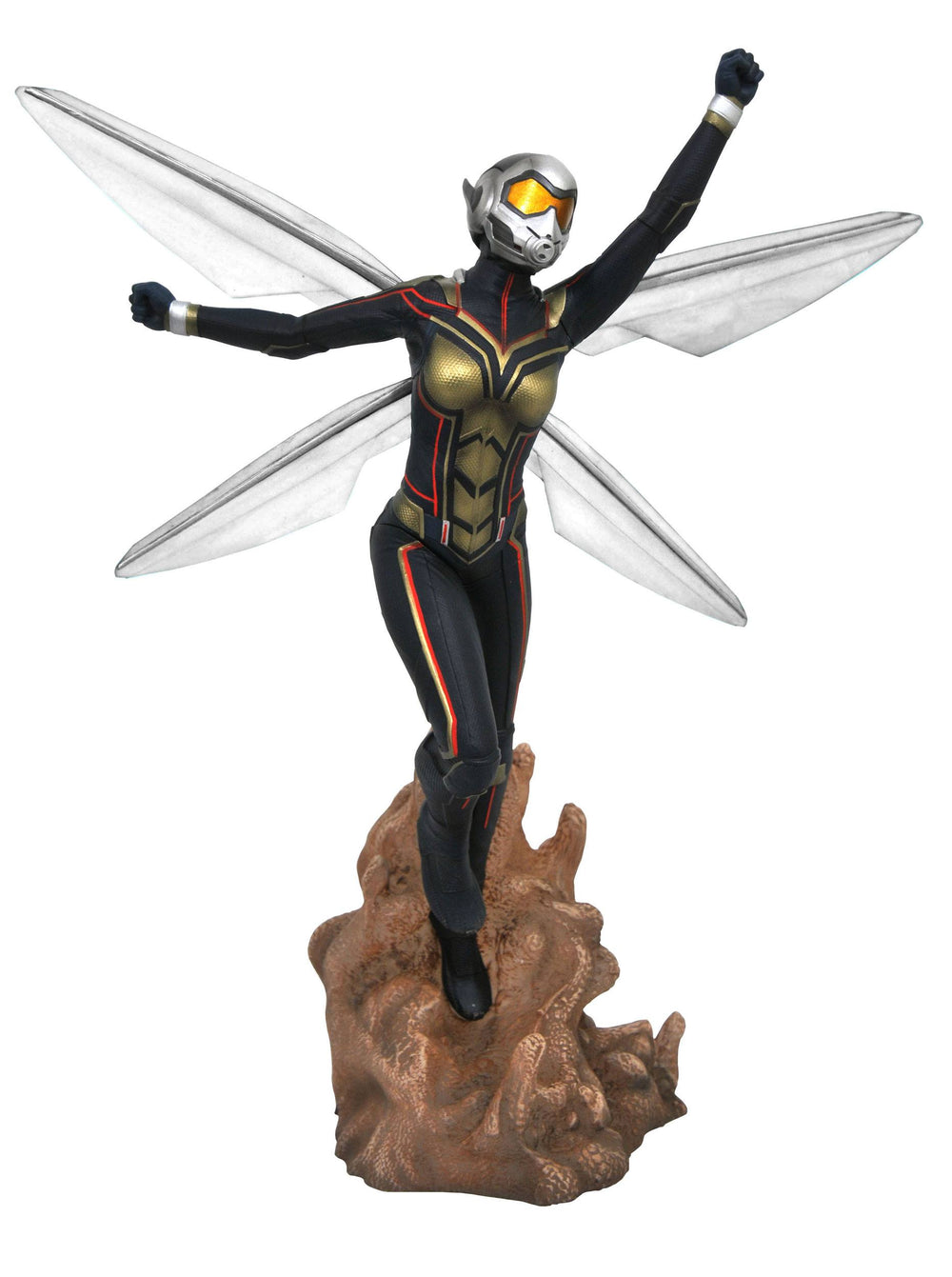Diamond Select Toys Marvel Movie Gallery Ant-Man & The Wasp The Wasp PVC Statue