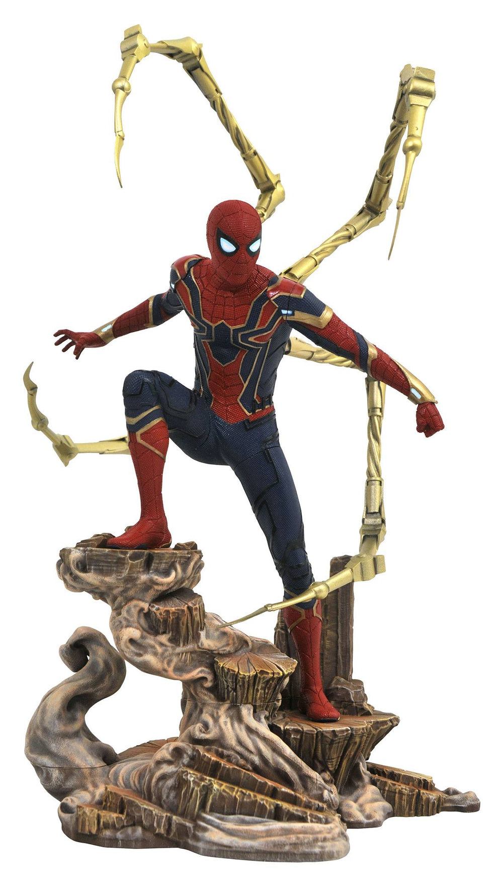 Diamond Select Toys Marvel Movie Gallery Avengers: Infinity War Iron Spider-Man PVC Statue