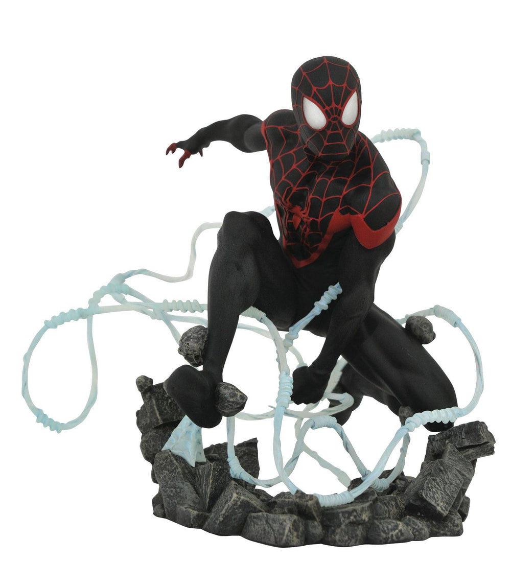 Diamond Select Toys Marvel Premier Collection Miles Morales Spider-Man Statue