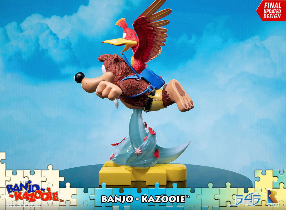 Sea of Thieves Adds Banjo-Kazooie Anniversary Content
