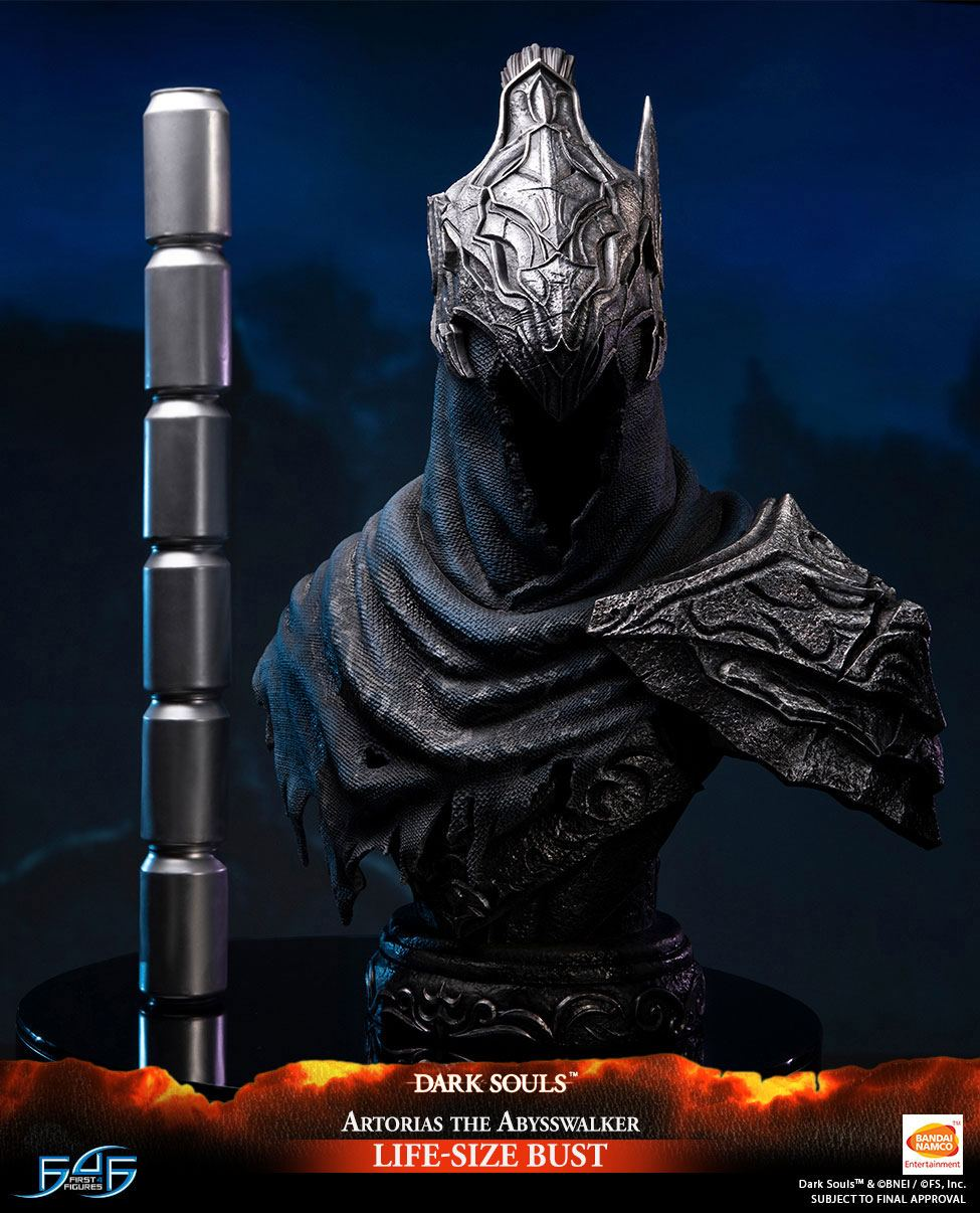 First 4 Figures Dark Souls Artorias the Abysswalker Life-Size Bust