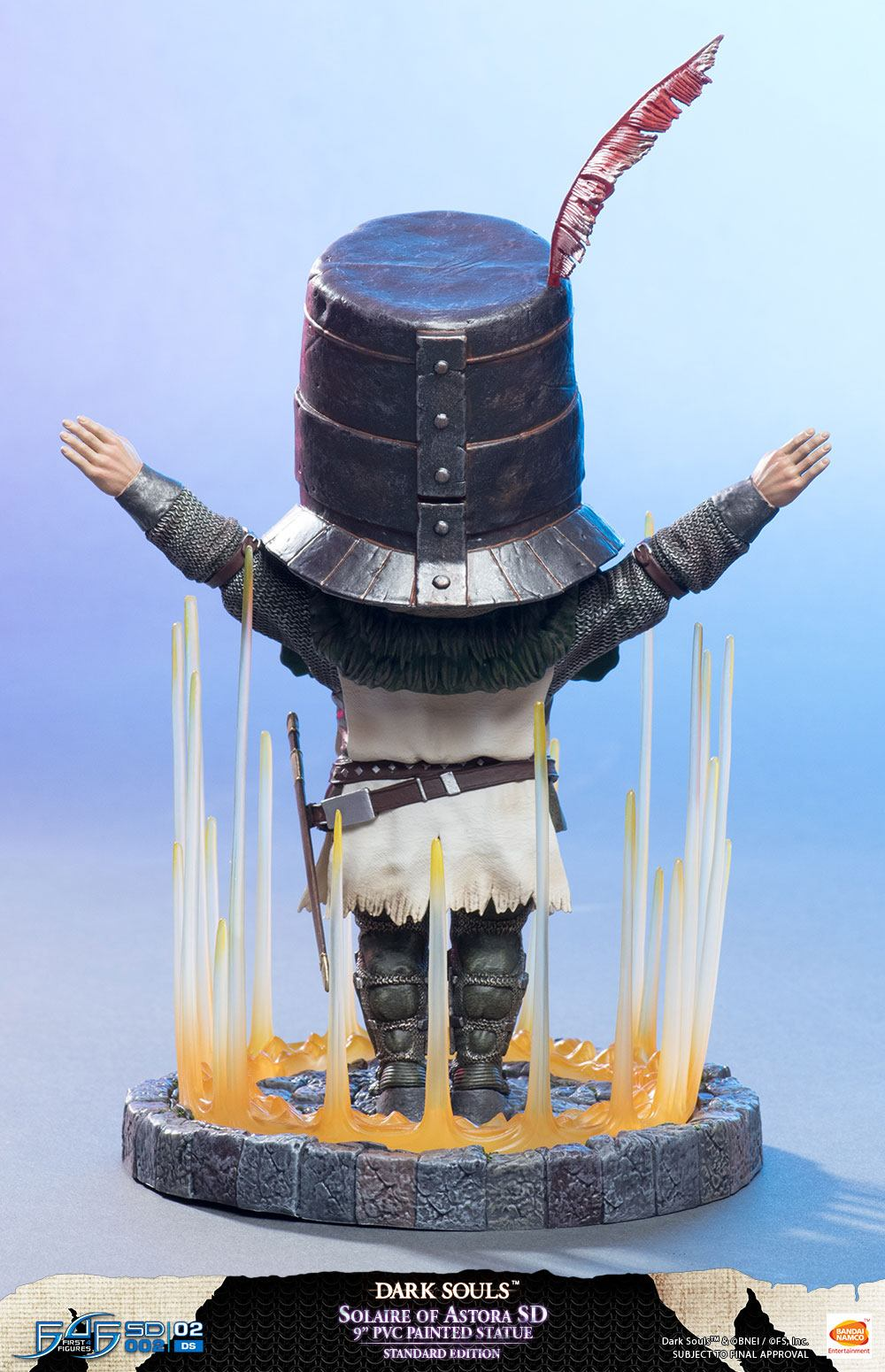 First 4 Figures Dark Souls Solaire of Astora PVC Statue