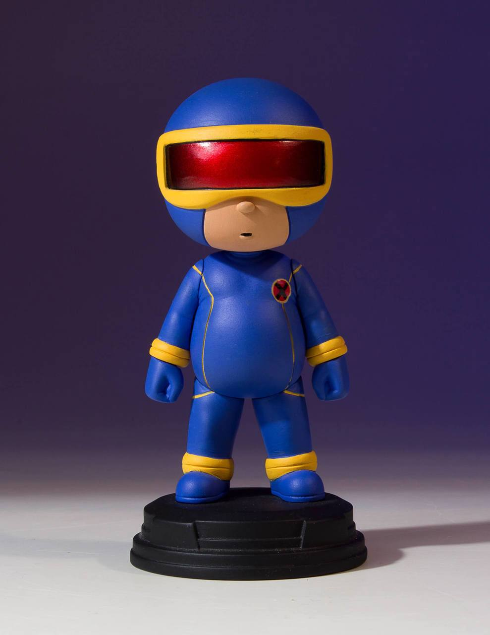 Gentle Giant Animated Series Marvel Comics Cyclops Mini-Statue