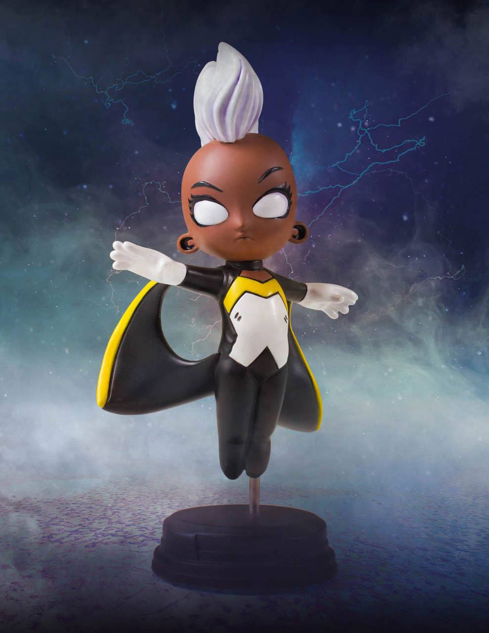 Gentle Giant Animated Series Marvel Comics Storm Mini-Statue