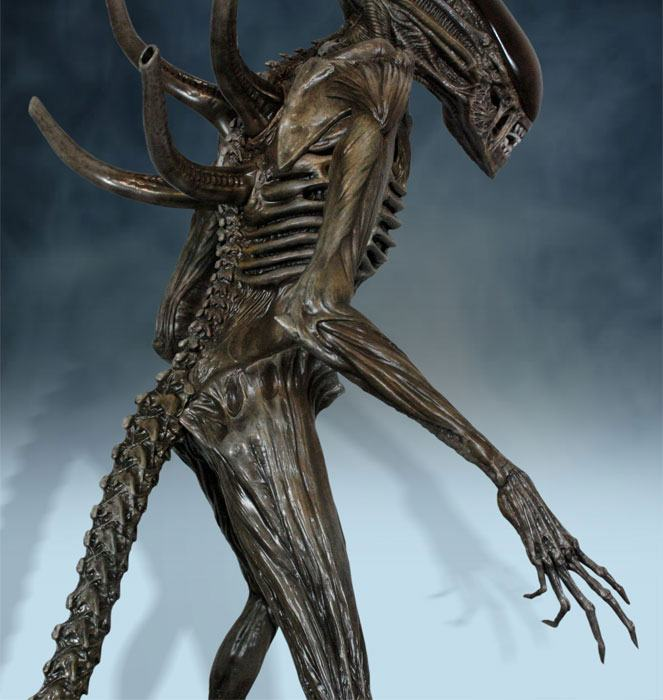 Hollywood Collectibles Group Alien Covenant Xenomorph 1/4 Statue