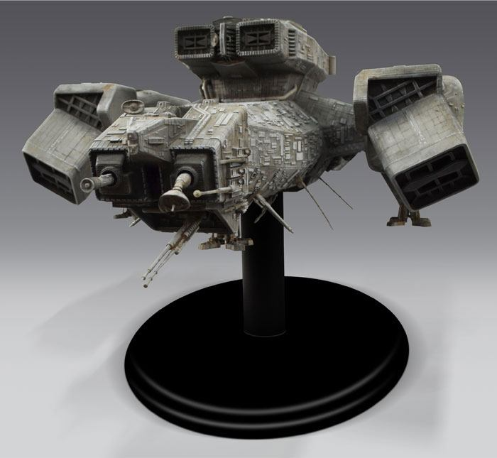 Hollywood Collectibles Group Nostromo Model