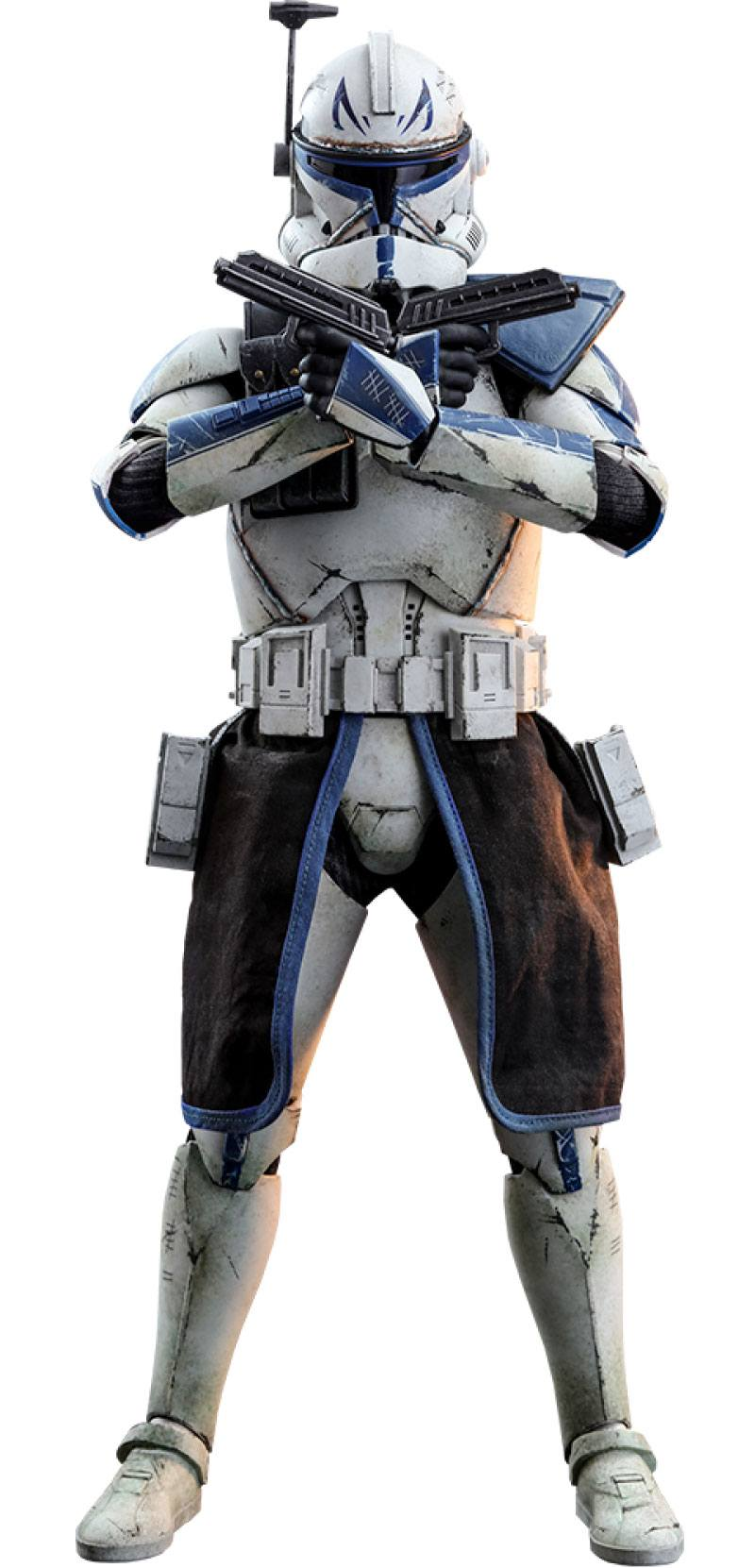 Hot Toys Star Wars Clone Wars Captain Rex 1/6 Action Figure