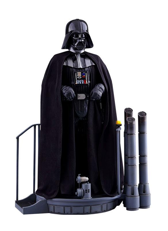 Hot Toys Star Wars The Empire Strikes Back 40th Anniversary Collection Darth Vader 1/6 Action Figure