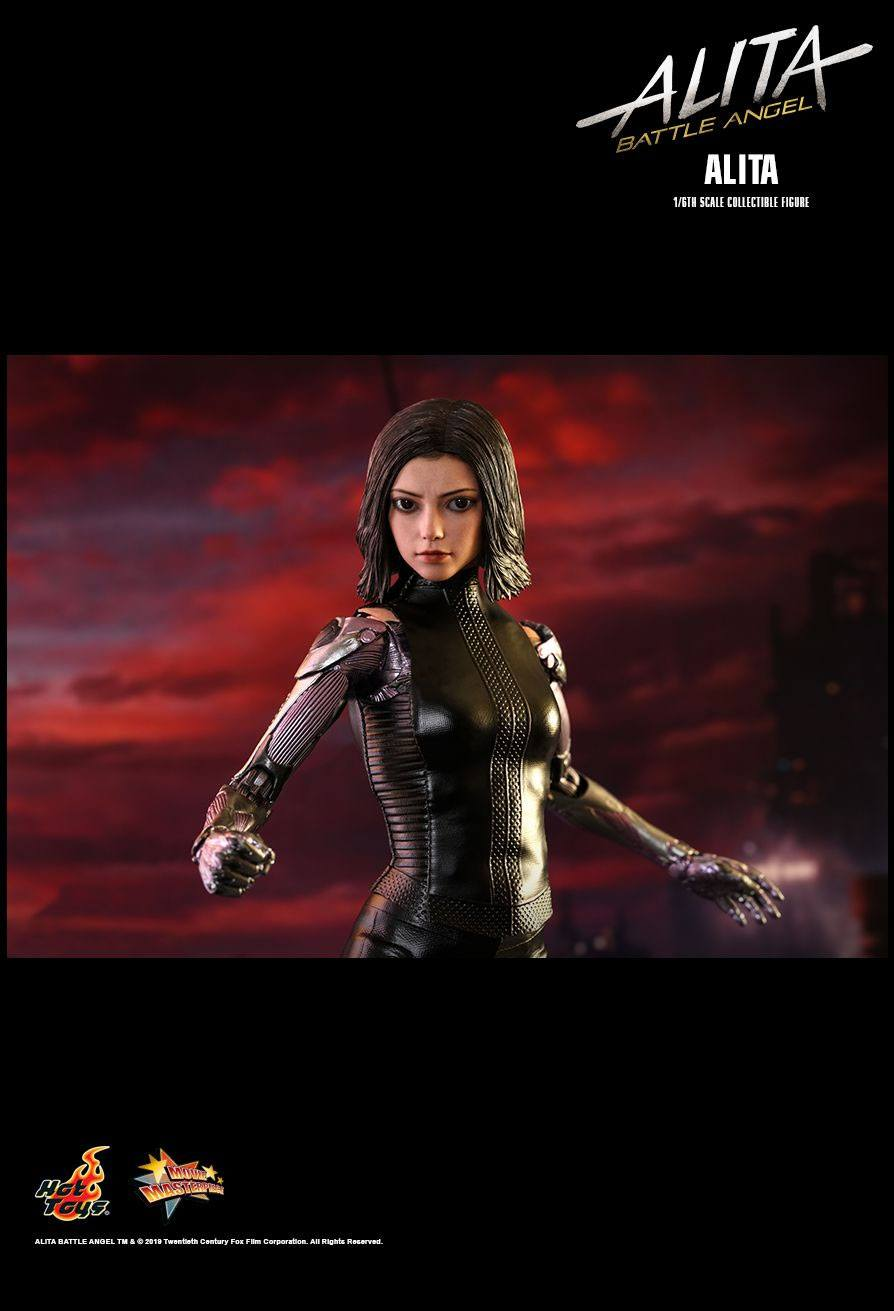 Hot Toys Alita: Battle Angel Alita 1/6 Action Figure
