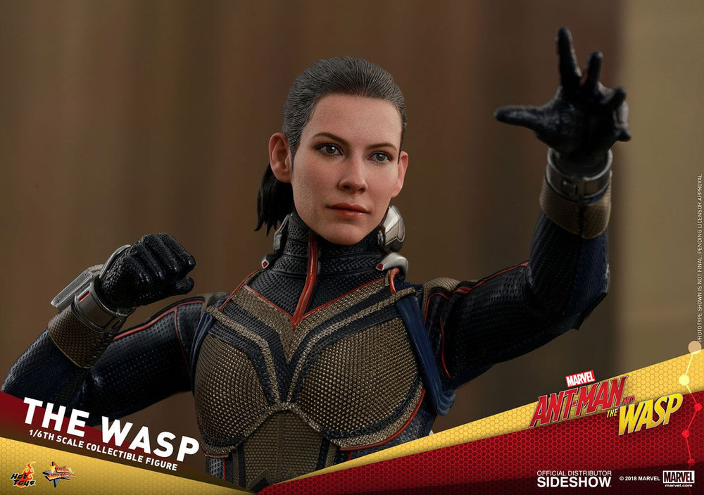 Hot Toys Ant-Man & The Wasp Movie The Wasp 1/6 Action Figure