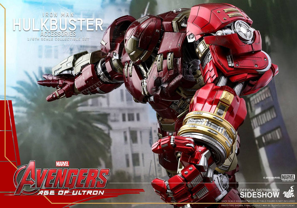 Hot Toys Avengers Age of Ultron Accessories Collection Hulkbuster Accessories