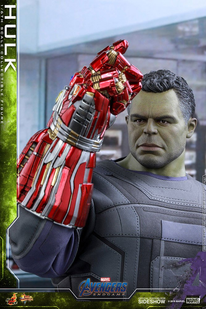 Hot Toys Avengers: Endgame Hulk 1/6 Action Figure