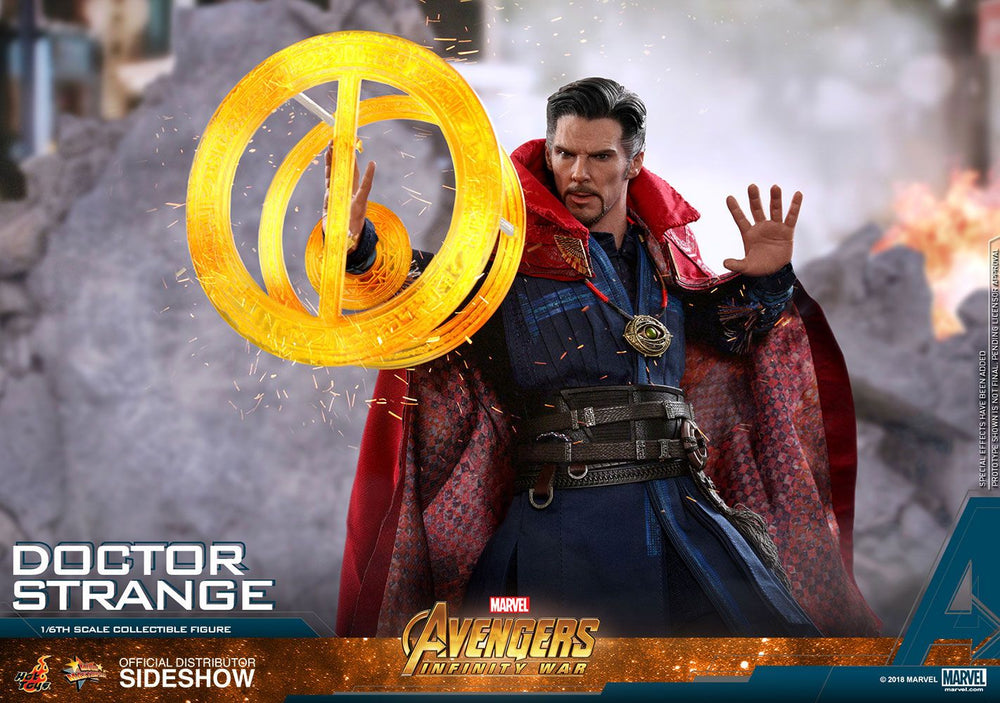 Hot Toys Avengers: Infinity War Doctor Strange 1/6 Action Figure