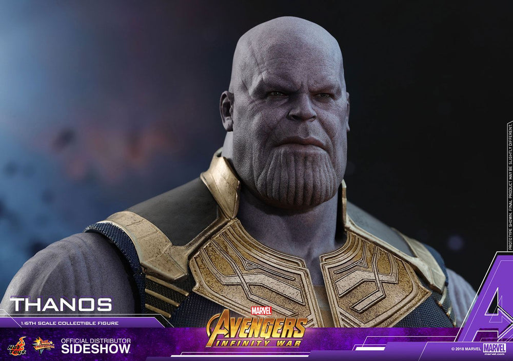 Hot Toys Avengers: Infinity War Thanos 1/6 Action Figure