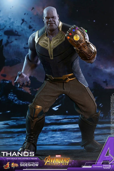 Hot Toys Avengers: Infinity War Thanos 1/6 Action Figure – Movie Figures