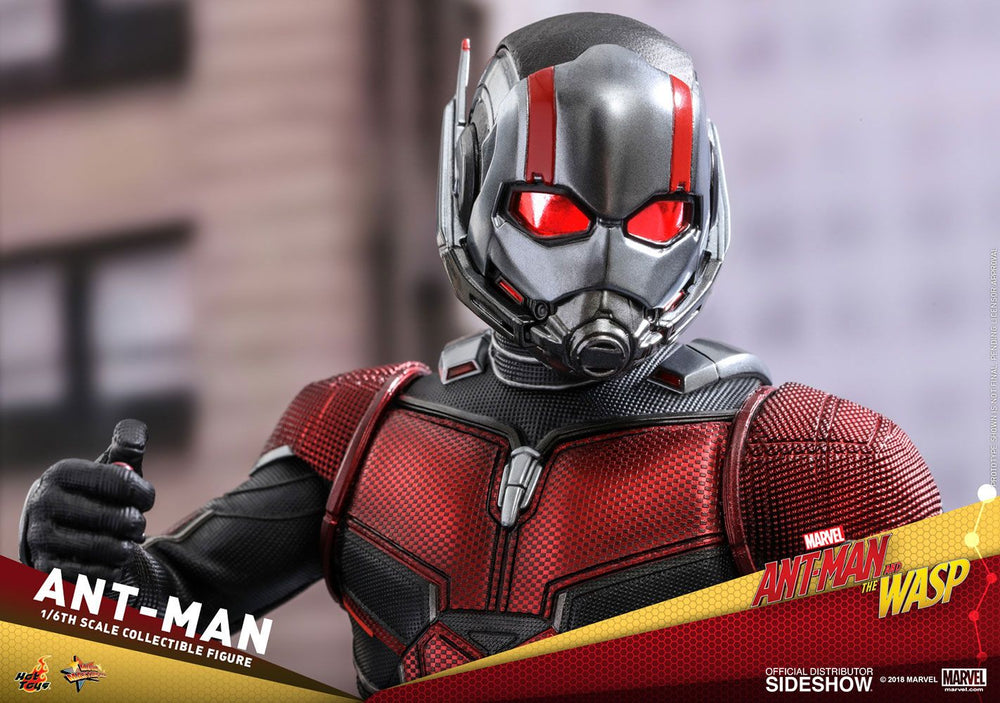 Hot Toys Ant-Man & The Wasp Movie Ant-Man 1/6 Action Figure