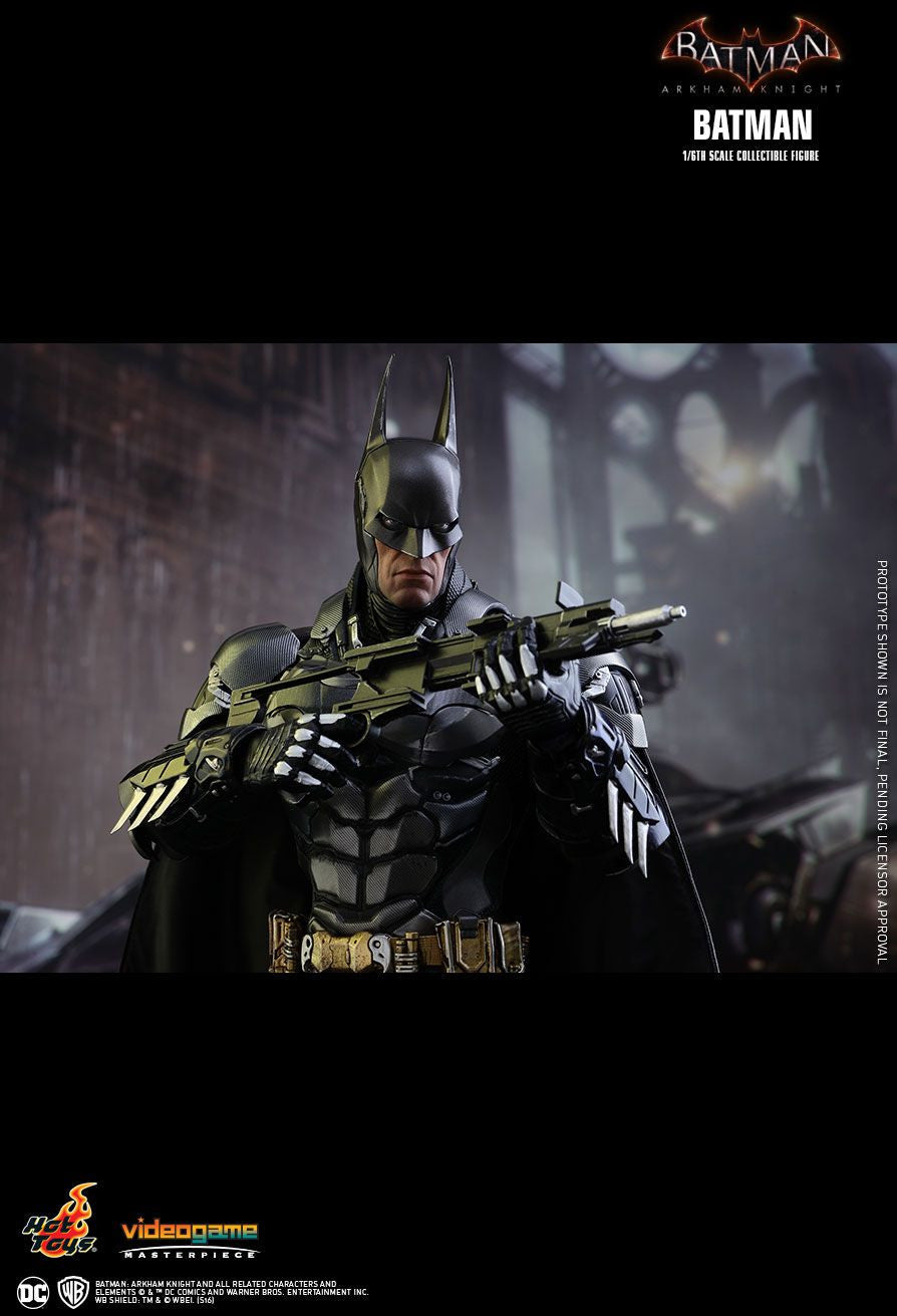 Hot Toys Batman Arkham Knight Batman 1/6 Action Figure - Movie Figures - 17