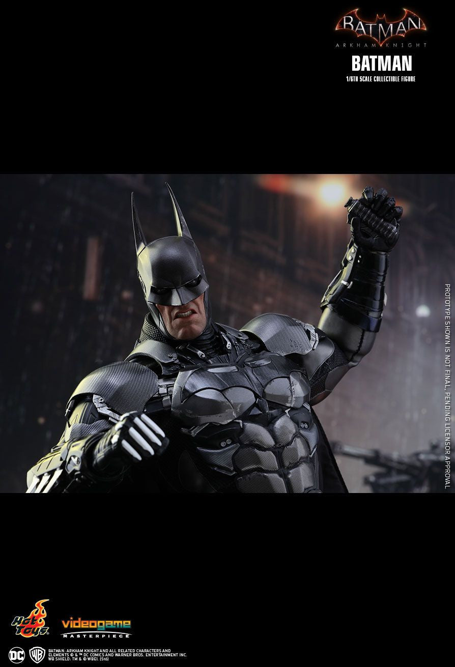 Hot Toys Batman Arkham Knight Batman 1/6 Action Figure - Movie Figures - 19