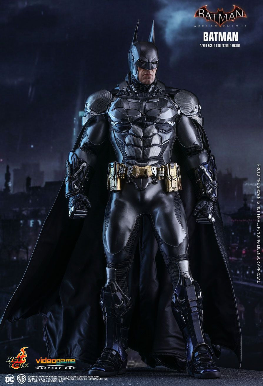 Hot Toys Batman Arkham Knight Batman 1/6 Action Figure - Movie Figures - 1