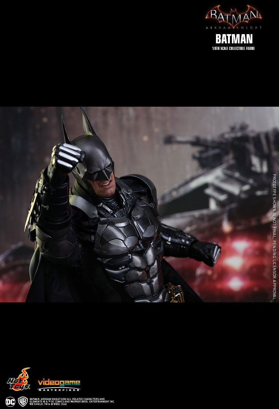 Hot Toys Batman Arkham Knight Batman 1/6 Action Figure - Movie Figures - 20