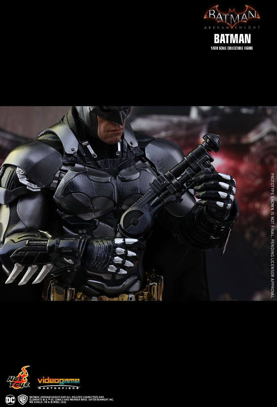 Hot Toys Batman Arkham Knight Batman 1/6 Action Figure - Movie Figures - 22