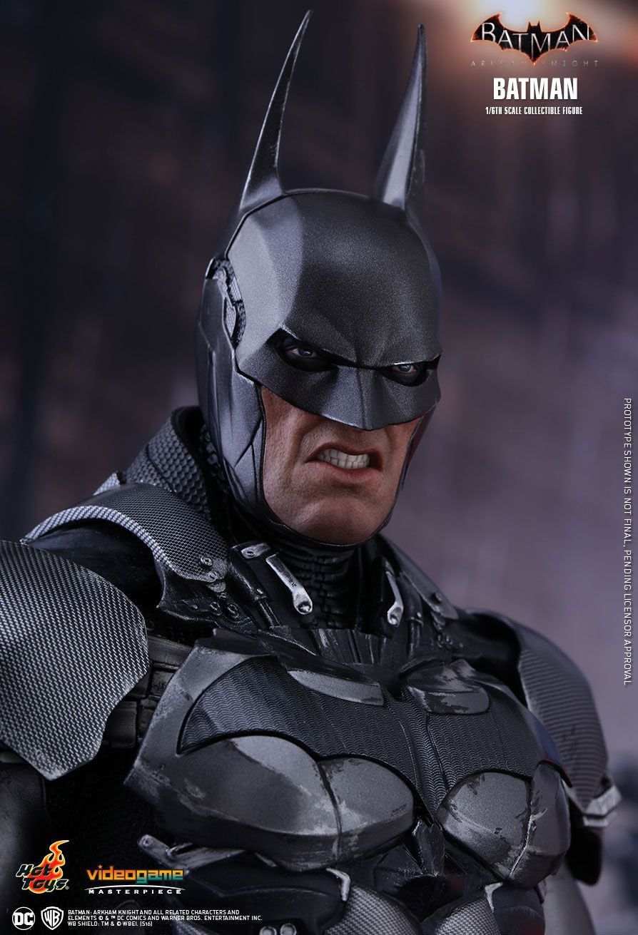 Hot Toys Batman Arkham Knight Batman 1/6 Action Figure - Movie Figures - 24