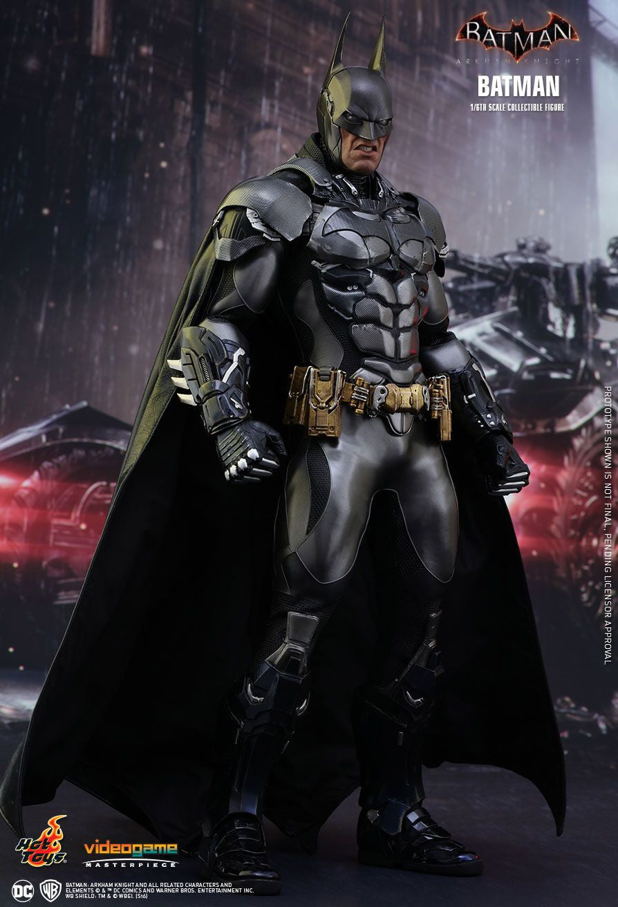 Hot Toys Batman Arkham Knight Batman 1/6 Action Figure - Movie Figures - 2