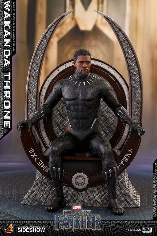 Hot Toys Black Panther Accessories Collection Series 1/6 Wakanda Throne