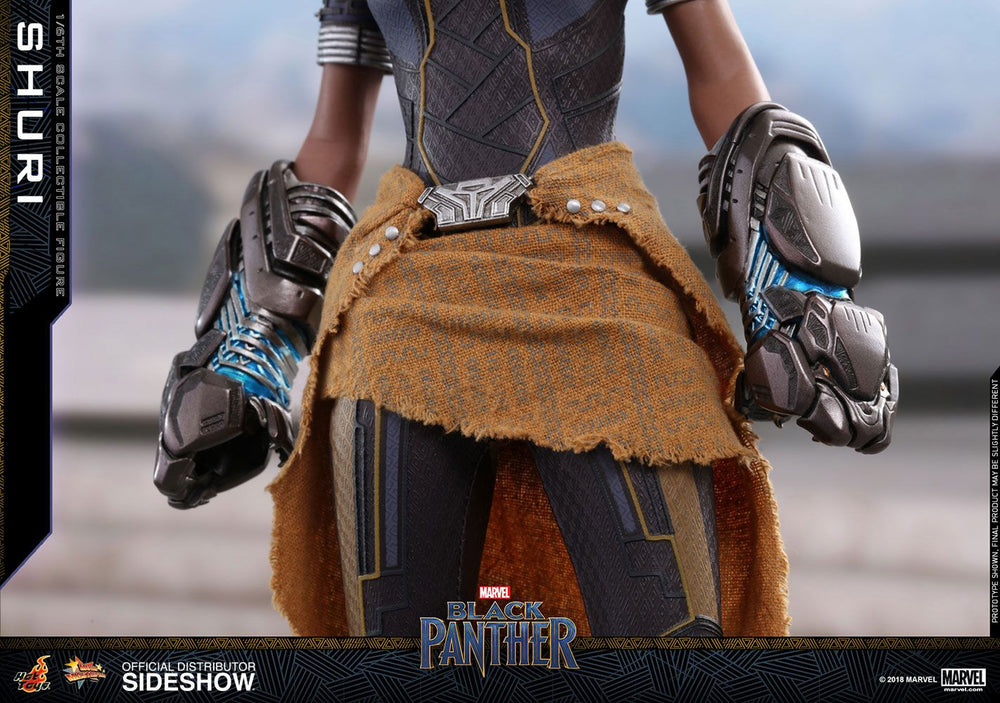 Hot Toys Black Panther Movie Shuri 1/6 Action Figure