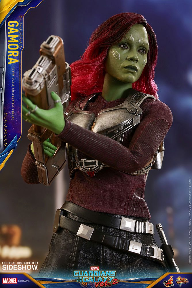 Hot Toys Guardians Of The Galaxy Vol. 2 Gamora 1/6 Action Figure