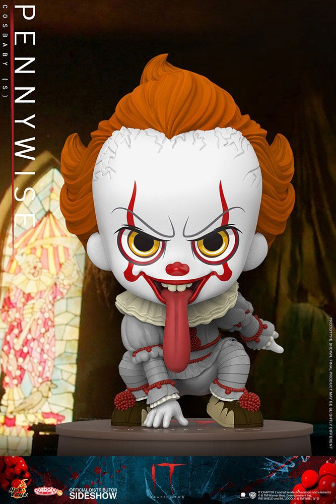 Hot Toys It Chapter Two Pennywise Cosbaby Mini Figure