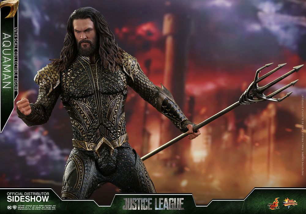 Hot Toys Justice League Aquaman 1/6 Action Figure
