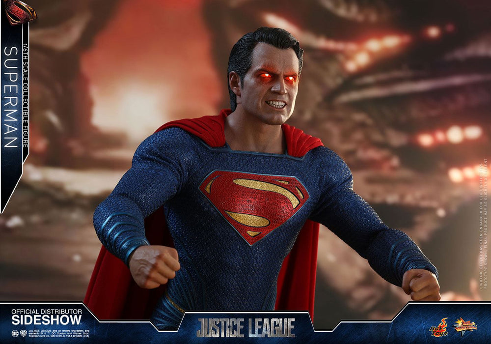 Hot Toys Justice League Superman 1/6 Action Figure