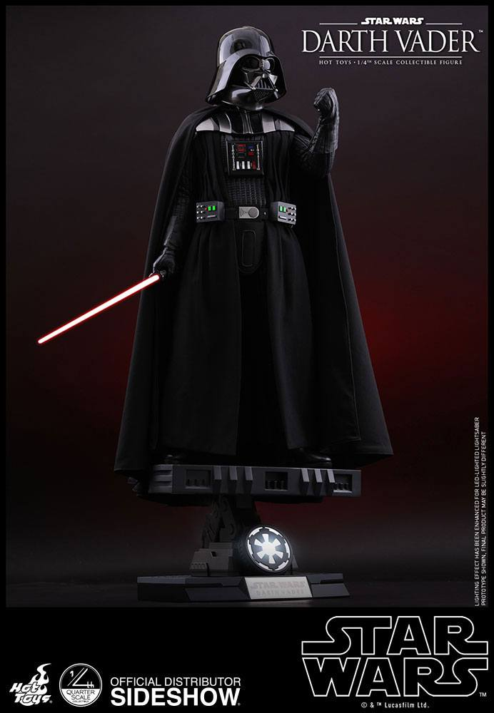 Hot Toys Star Wars Episode VI Darth Vader 1/4 Action Figure