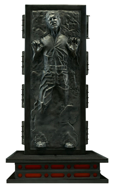 Hot Toys Star Wars Han Solo In Carbonite 1/6 Action Figure - Movie Figures - 1
