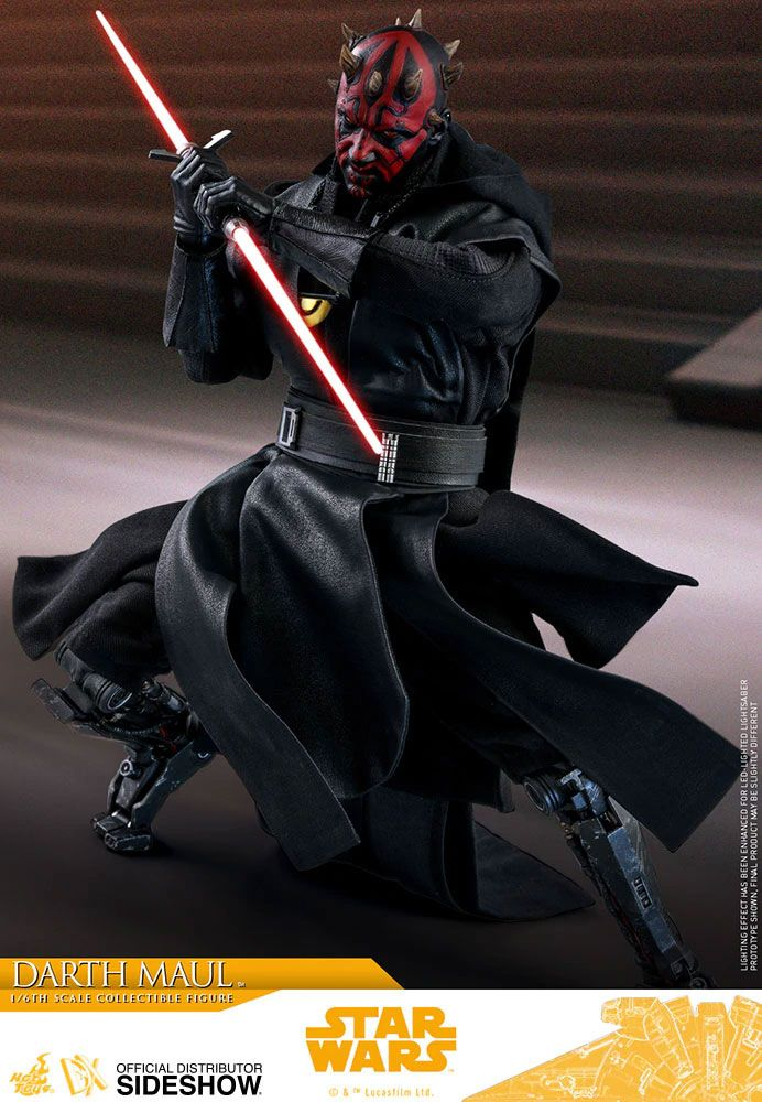 Hot Toys Star Wars Solo: A Star Wars Story Darth Maul 1/6 Action Figure