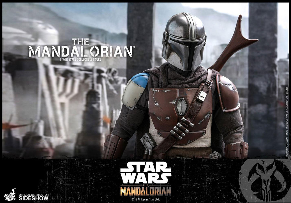 Hot Toys Star Wars The Mandalorian 1/6 Action Figure