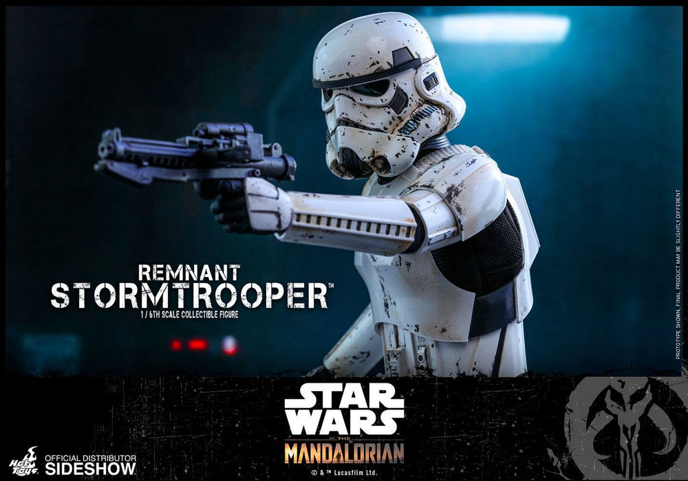 Hot Toys Star Wars The Mandalorian Remnant Stormtrooper 1/6 Action Figure