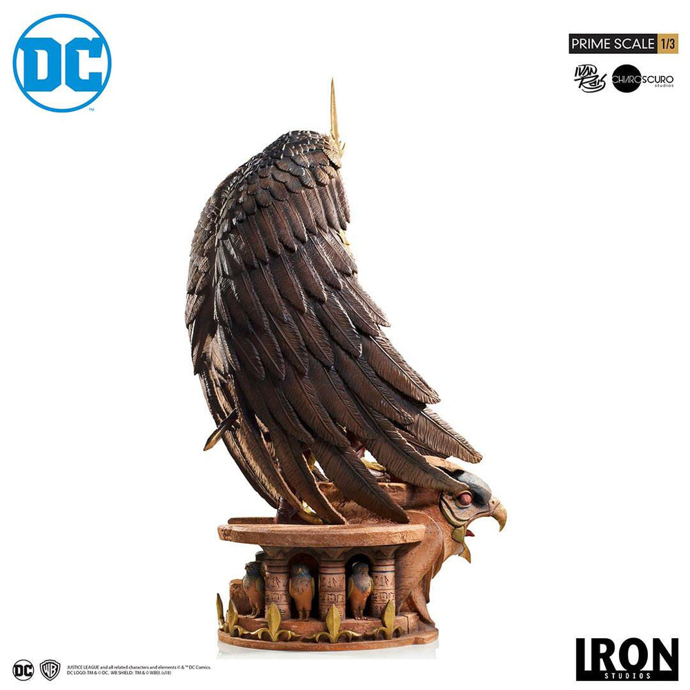 Iron Studios DC Comics Hawkman Closed Wings Version Prime Scale 1/3 Statue