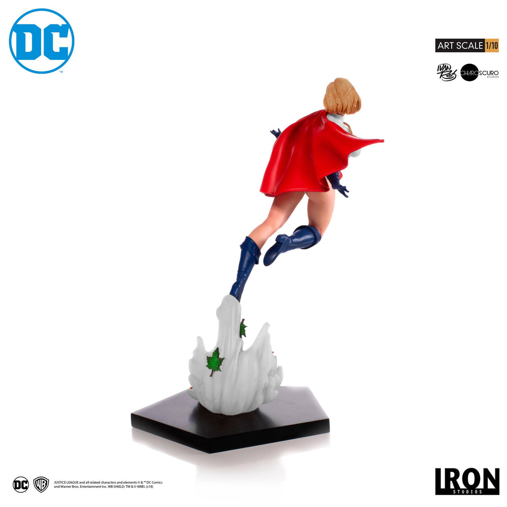 Iron Studios DC Comics Power Girl by Ivan Reis 1/10 Statue