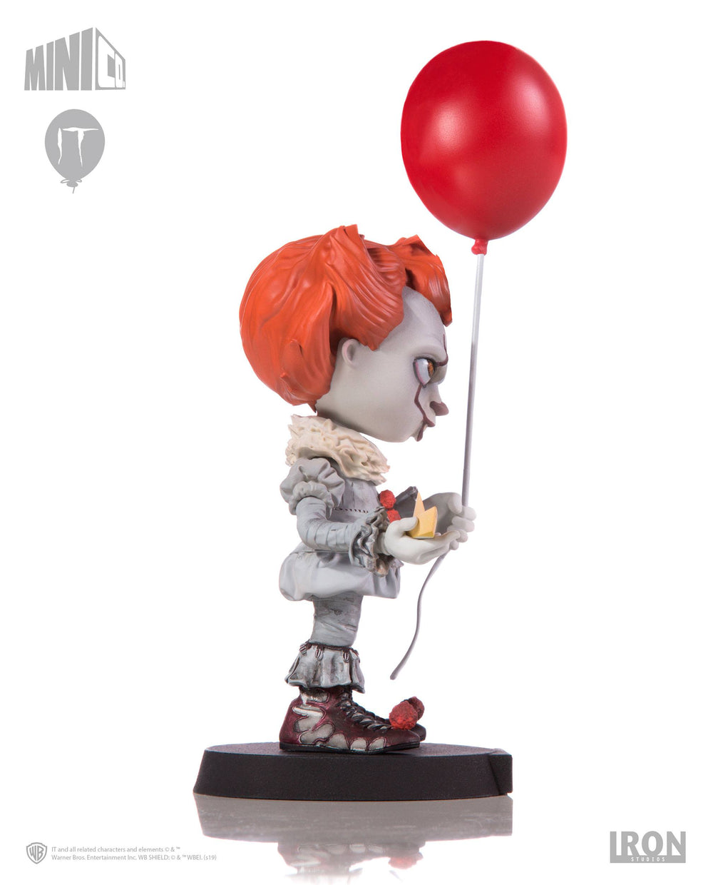 Iron Studios Stephen King's It Pennywise Mini Co. PVC Figure