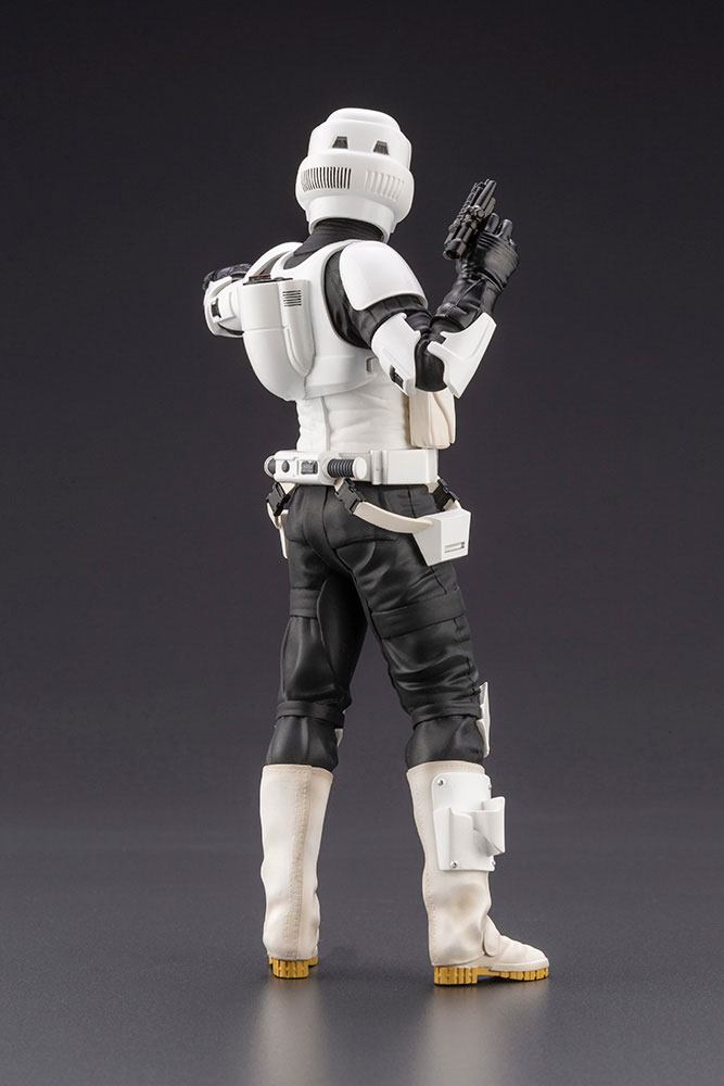 Kotobukiya Star Wars Episode VI Scout Trooper ARTFX+ 1/10 Statue