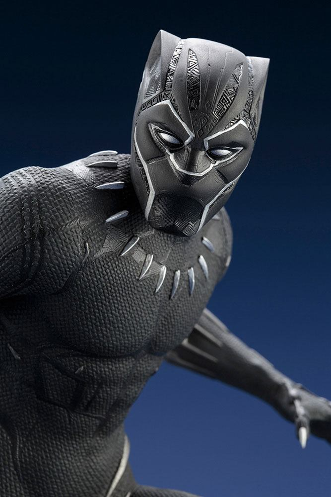 Kotobukiya Black Panther Movie Black Panther ArtFX+ 1/6 Statue
