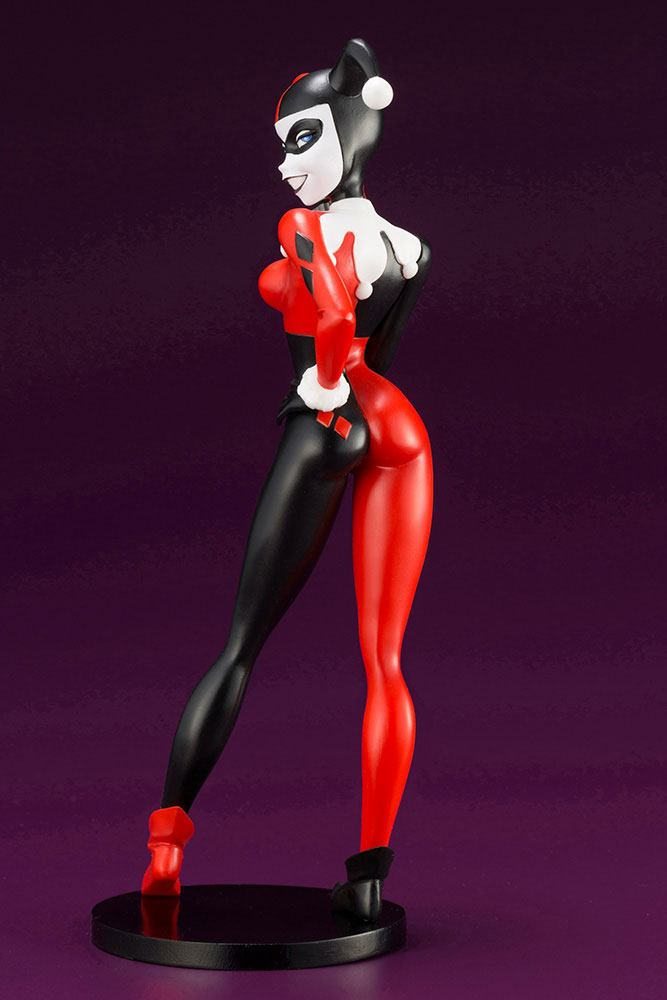Kotobukiya DC Comics Batman The Animated Series Harley Quinn ARTFX+ 1/10 Statue