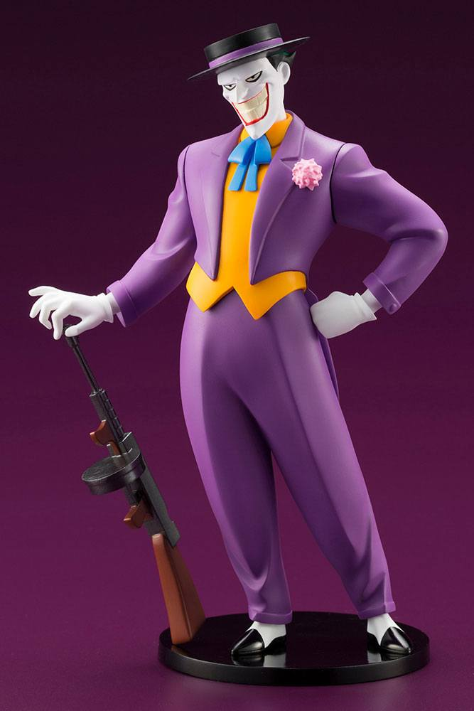 Kotobukiya DC Comics Batman The Animated Series The Joker ARTFX+ 1/10 Statue