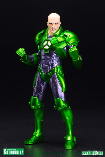 Kotobukiya DC Comics Lex Luthor ARTFX+ Statue - Movie Figures - 1
