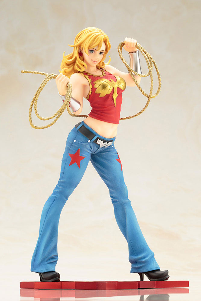 Kotobukiya DC Comics Wonder Girl Bishoujo 1/7 Statue - Movie Figures - 2