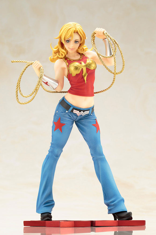 Kotobukiya DC Comics Wonder Girl Bishoujo 1/7 Statue - Movie Figures - 3