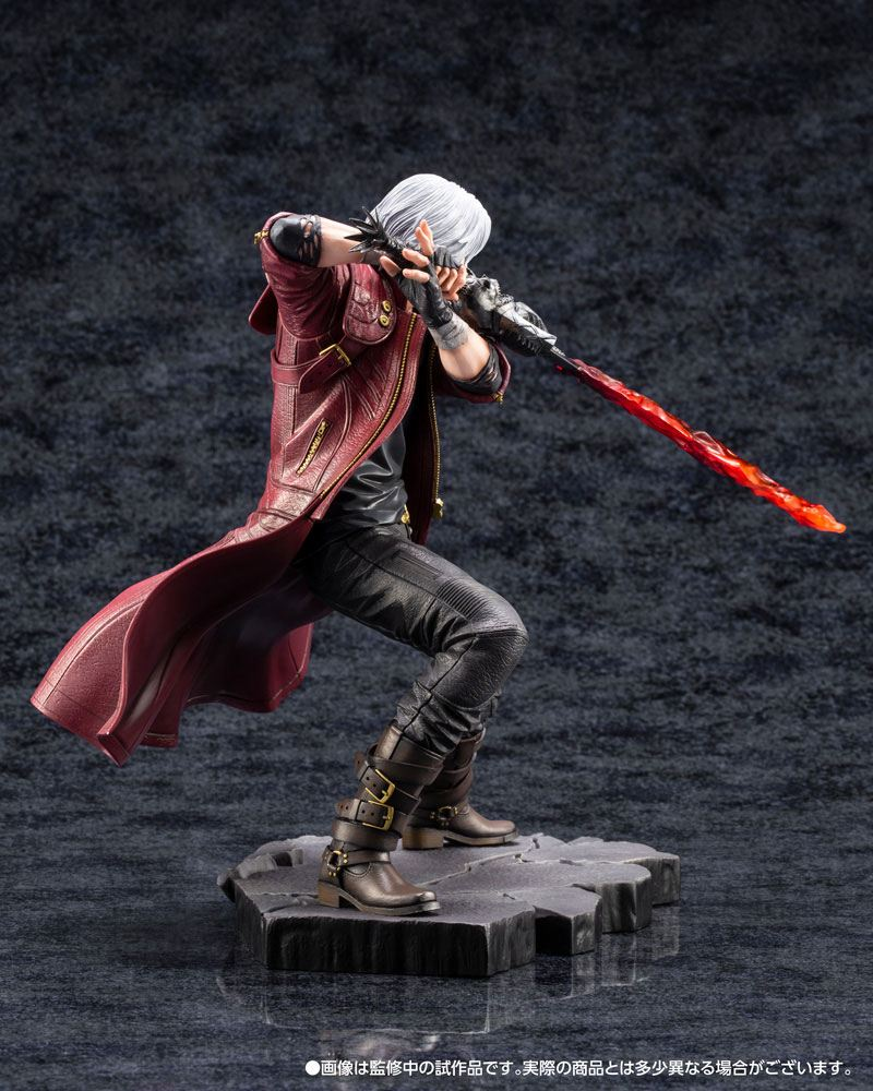 Kotobukiya Devil May Cry 5 Dante ARTFXJ 1/8 Statue